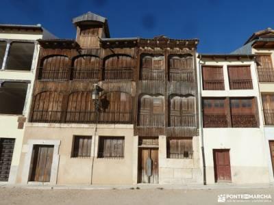 Ribera del Duero,visita enológica-Peñafiel; club de montaña madrid club montaña madrid los galay